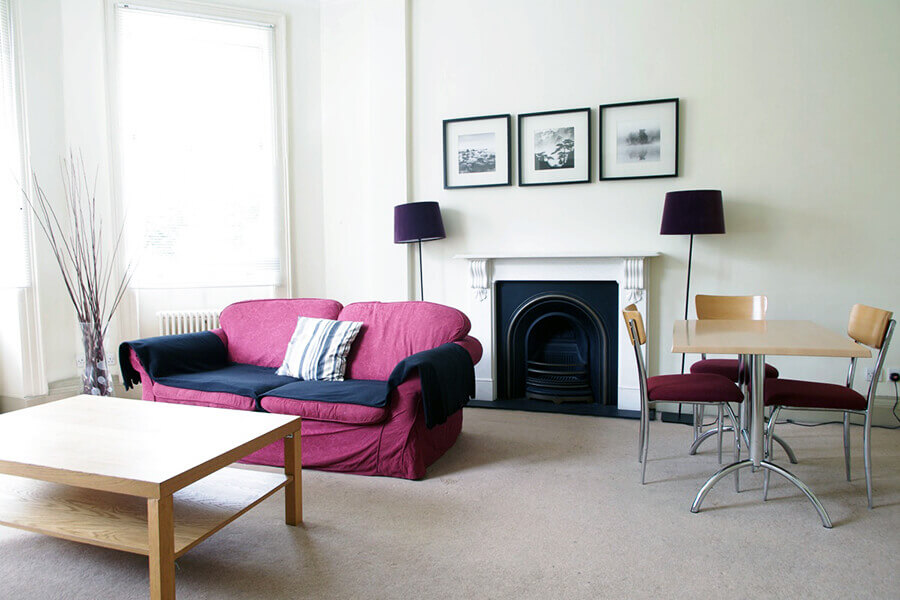 Bloomsbury Place Two Bedroom Apartment